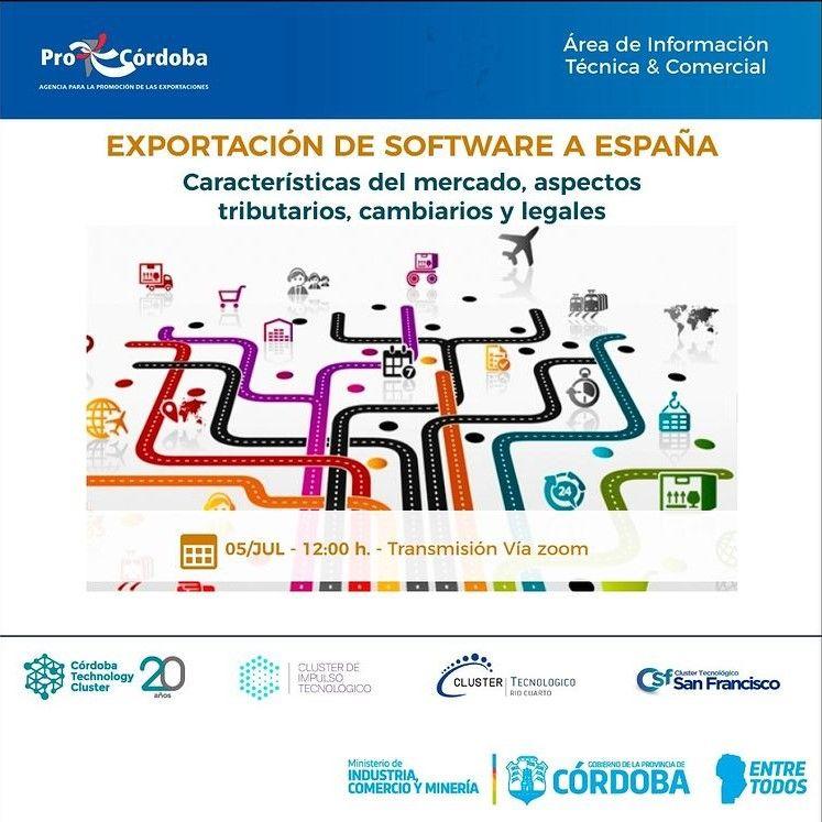 Exportación Sector Software a España, organizada por la Agencia ProCórdoba