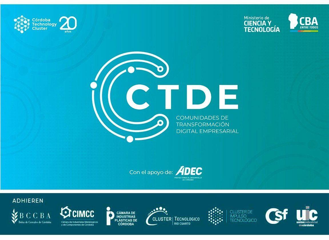 Comunidades de Transformación Digital Empresarial - CTDE